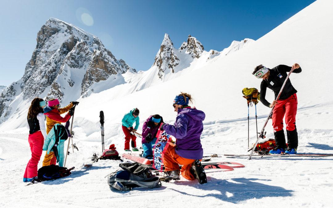 Ski de rando : la check-list équipement pour vos sorties !